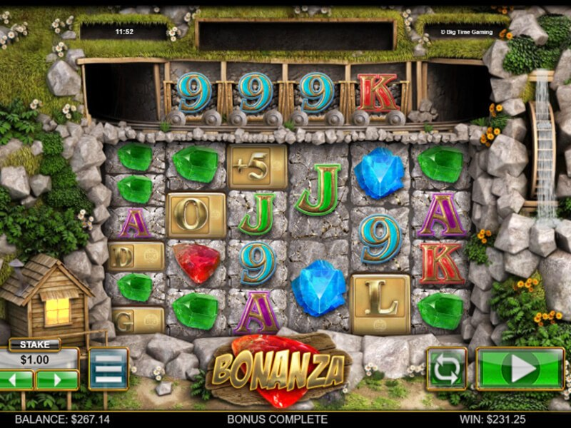 Bonanza Slot screenshot 2