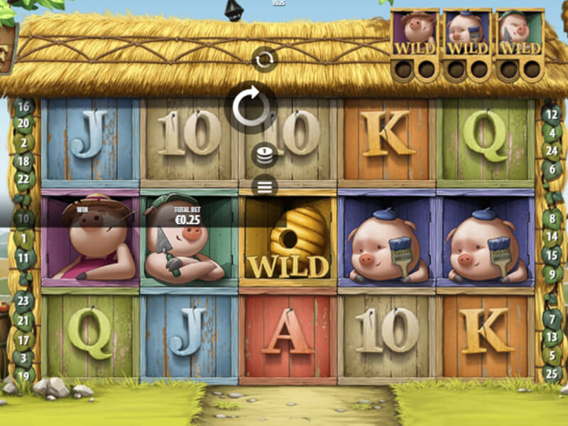 Big Bad Wolf Slot screenshot 1