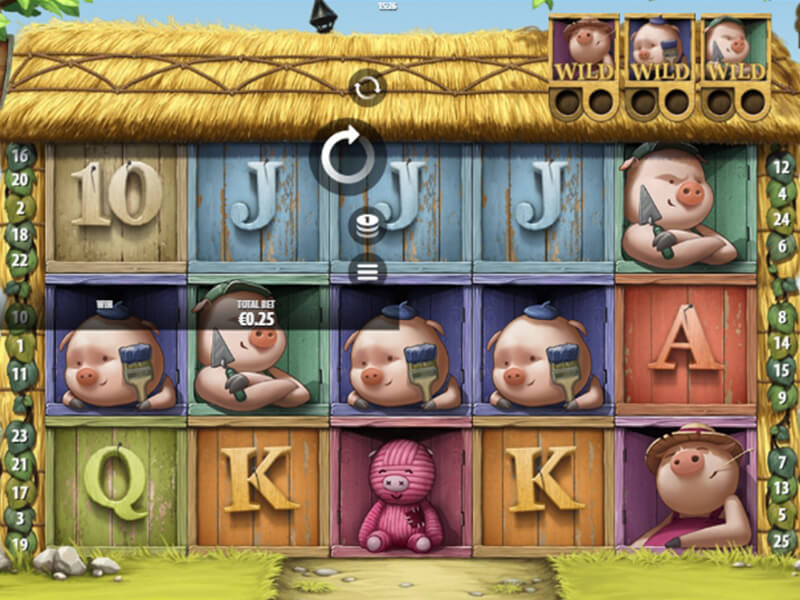 Big Bad Wolf Slot screenshot 2