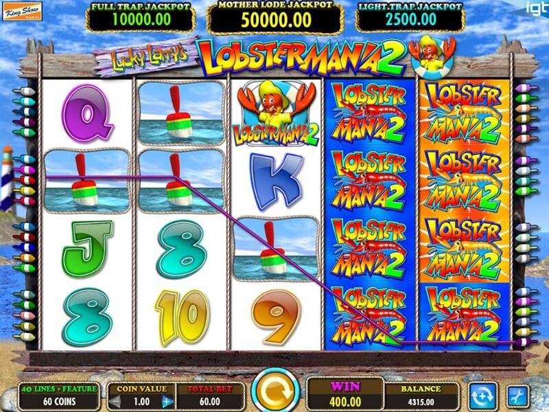 Rushing vegas casino $1