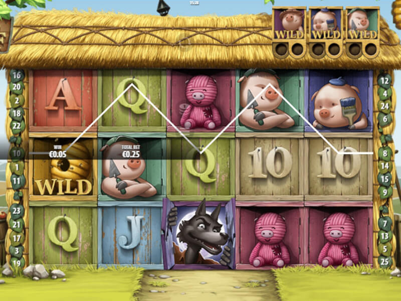 Big Bad Wolf Slot screenshot 3