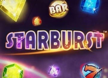 Starburst Slot Game Review